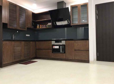 Hình ảnh tủ bếp nhà Anh Trung – Smile Building Nguyễn Cảnh Dị
