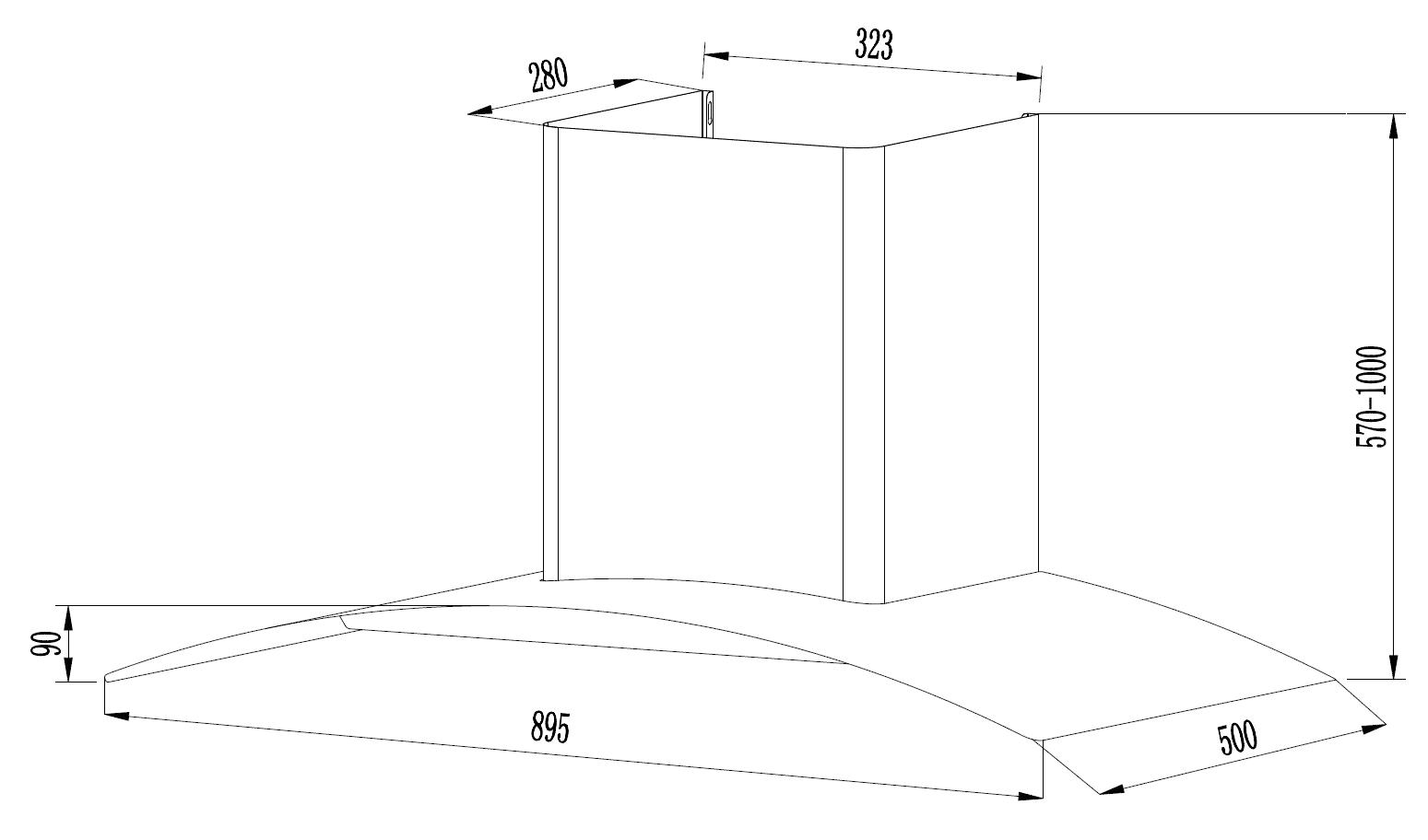 may-hut-mui-kinh-cong-feuer-h36b-90cm