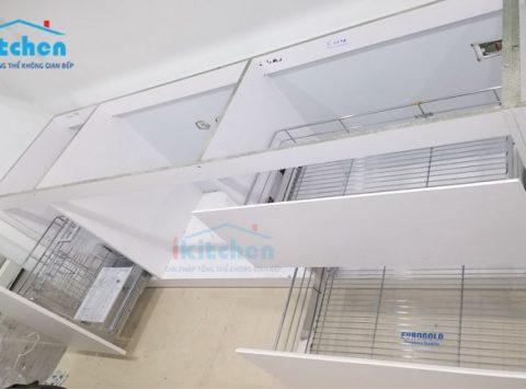 Đơn hàng lắp đặt phụ kiện tủ bếp tại Nguyễn Tuân - Chị Phương