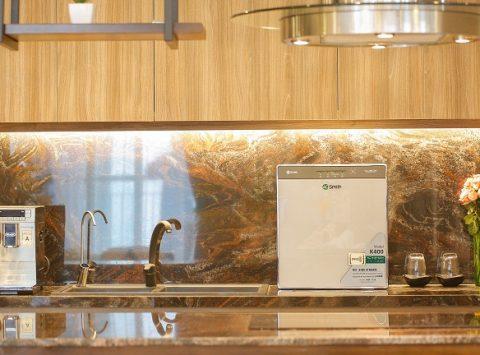 Lắp đặt máy lọc nước A.O.Smith K400 tại Phạm Ngọc Thạch - Đống Đa