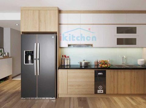 Thiết kế thi công tủ bếp nội thất thông minh tại Đông Anh, Hà Nội - Bếp iKitchen