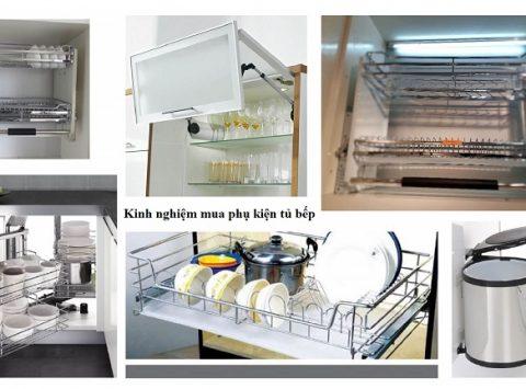 Bảng giá phụ kiện inox lắp tủ bếp Eurogold 2020 nên tham khảo