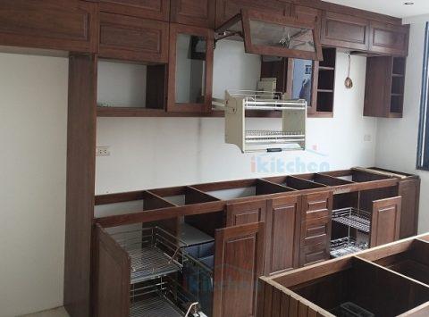 [TRỌN GÓI] Phụ kiện tủ bếp tại Tây Hồ - Hà Nội